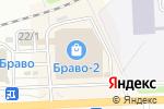 Схема проезда до компании Драйв в Перми