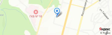 ТоргЛенд на карте Уфы
