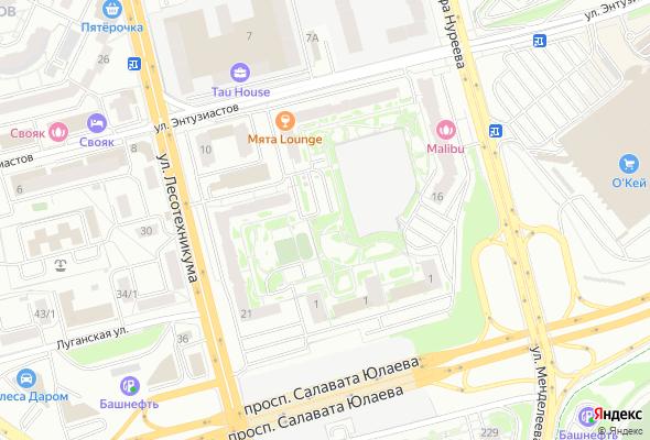 жилой комплекс Квартал Энтузиастов