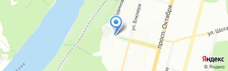 Вокальная школа на карте Уфы