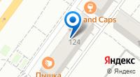 Компания Солярий на карте