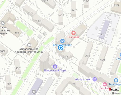Управляющая компания «Сейд» на карте Уфы