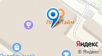Компания Диана на карте