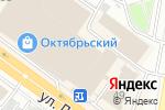 Схема проезда до компании RussElly в Уфе