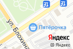Схема проезда до компании Башфинанс в Ишимбае