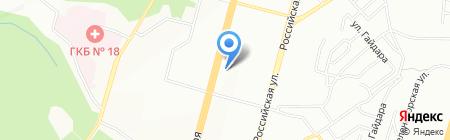 СУМОМ на карте Уфы
