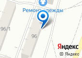 АЯКС на карте