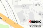 Схема проезда до компании Бегемот в Перми