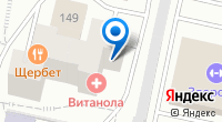 Компания ВИТАНОВА на карте