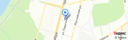 ПиВовар на карте Уфы