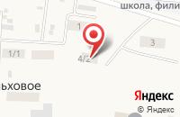 Схема проезда до компании Ольховский сельсовет в Ольховом