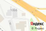 Схема проезда до компании Вира в Перми