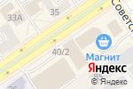 Схема проезда до компании МТС в Ишимбае