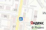 Схема проезда до компании Окна города в Ишимбае