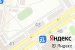 Схема проезда до компании Транспортная компания в Ишимбае