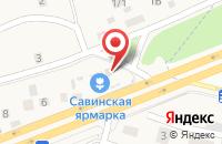 Схема проезда до компании Магазин рыболовных товаров на Казанском тракте в Ванюках