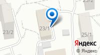 Компания Ниль и К на карте