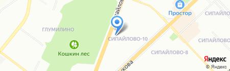 Cleanol-Автохимия на карте Уфы