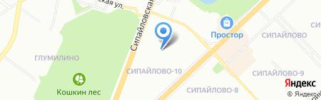 Бизнес-Имидж на карте Уфы