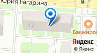 Компания Пасадена на карте