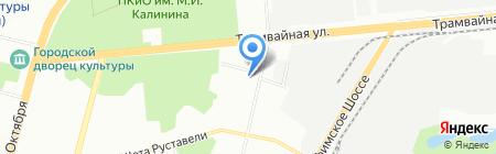 СтройИнвест-Уфа на карте Уфы