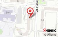 Схема проезда до компании Сиэс Медика Башкортостан в Уфе