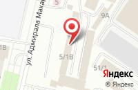 Схема проезда до компании Бухгалтерская фирма  в Уфе