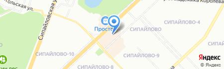 МТС на карте Уфы