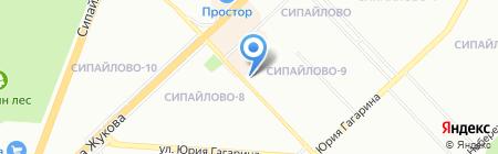 Медтехника на карте Уфы