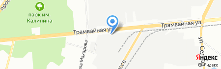 БашИнформАудит на карте Уфы