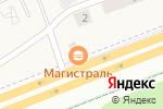 Схема проезда до компании Магистраль в Песьянке