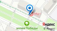 Компания МД плюс на карте