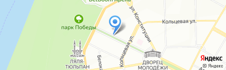 МД плюс на карте Уфы