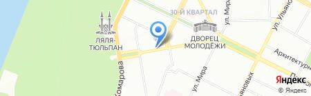 Наше Место на карте Уфы
