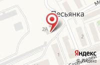 Схема проезда до компании Пермское эксплуатационно-строительное предприятие в Ванюках