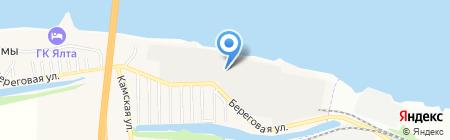 ПрикамьеЭлектроМонтаж на карте Берега Камы
