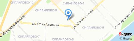 Фея на карте Уфы