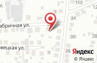 Схема проезда до компании Техпром-Тм в Уфе