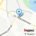 Автоматика-Комплекс на карте Уфы
