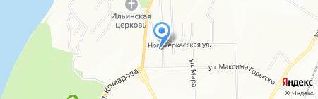МонтажКомплект на карте Уфы