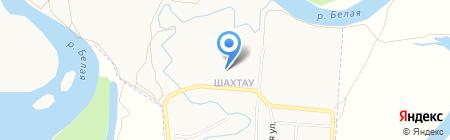 Здравпункт на карте Стерлитамака