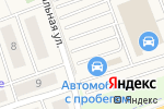 Схема проезда до компании Строительно-монтажный Трест №14 в Перми