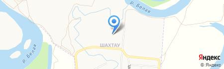 Детский сад №20 на карте Стерлитамака