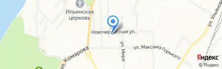 Вектор Опт на карте Уфы