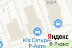 Схема проезда до компании Уралавтоимпорт в Перми