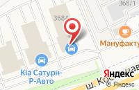 Схема проезда до компании Прайм Моторс в Песьянке