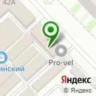Местоположение компании Рыбалкино
