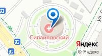 Компания Сипайловский на карте