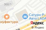 Схема проезда до компании Suzuki в Перми