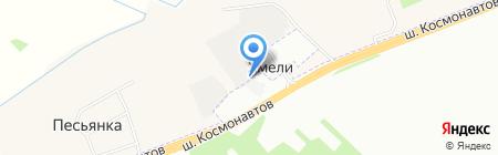 Союз-Авто на карте Перми